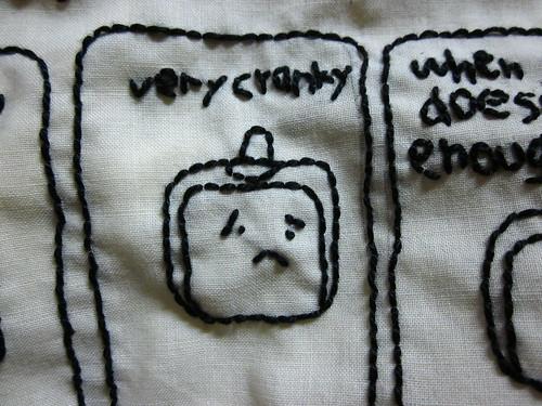 Tofu Baby Embroidery 13