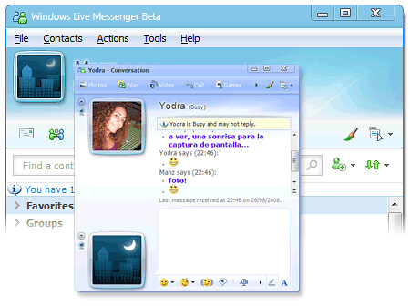 Messenger 9: Nueva Version del MSN