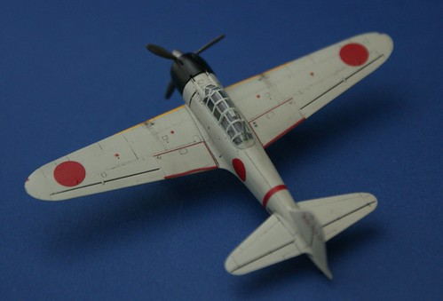 "Sweet 1/144 - Mitsubishi A6M3 Model 22 Zero Fighter - ""202nd Flying Group"" - 3"