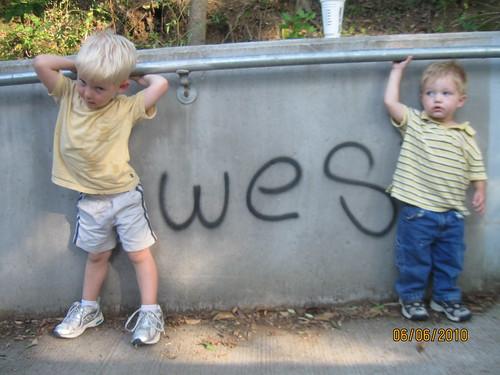 Wes side
