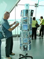 views of views (cyberchrome) Tags: panorama seascape photoshop hampshire portsmouth spinnakertower gunwharfquays panasonicdmctz3