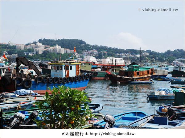 【2010香港節慶年 】香港節慶盛事~長洲太平清醮包山節(上)14