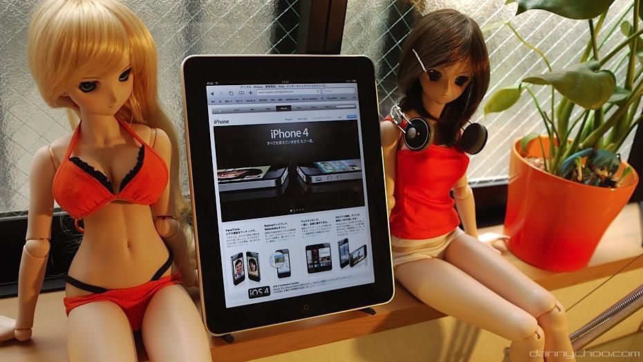iPhone 4 Japan