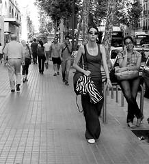 carrer d'estiu (emilius) Tags: art performanceartperformance