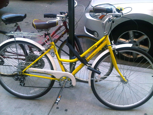 lemon meringue Schwinn