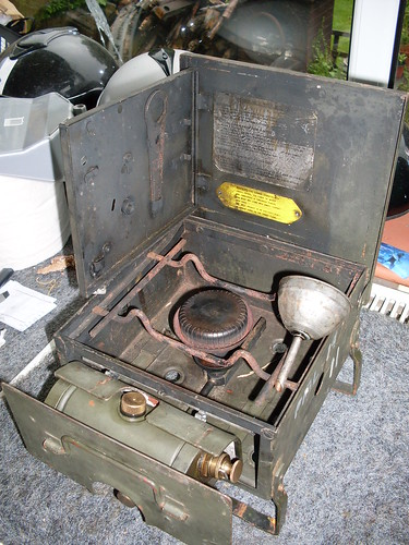 Army/Forces Petrol Stove