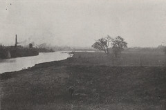 Scioto River and Olentangy River Confluence, 1918 (UA Archives | Upper Arlington History) Tags: columbus ohio history rivers moundbuilders indianmounds nativeamericans sciotoriver factories upperarlington franklincounty olentangyriver confluences uaarchives httpwwwuaarchivesorg norwestermagazine