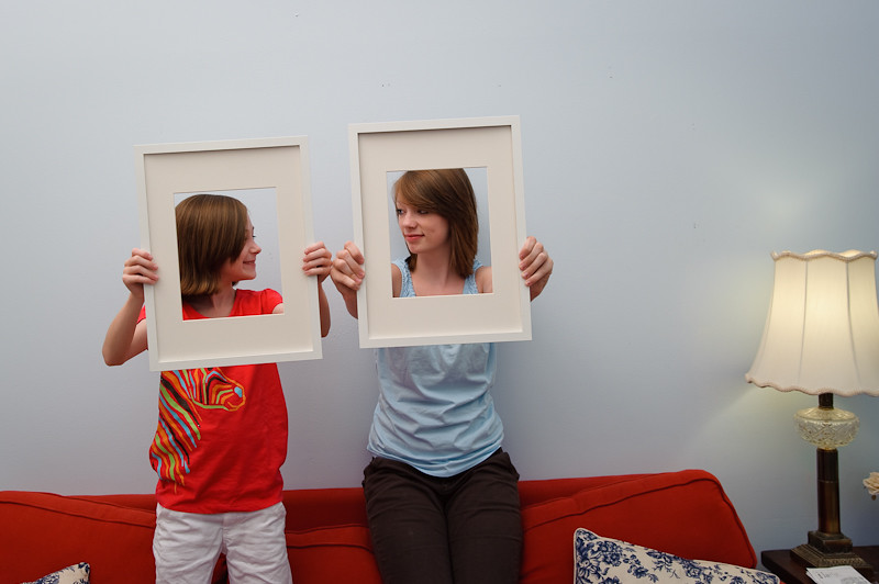 Day 244: Kids Framed