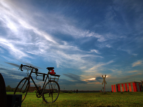 Ruhe in Tempelhof