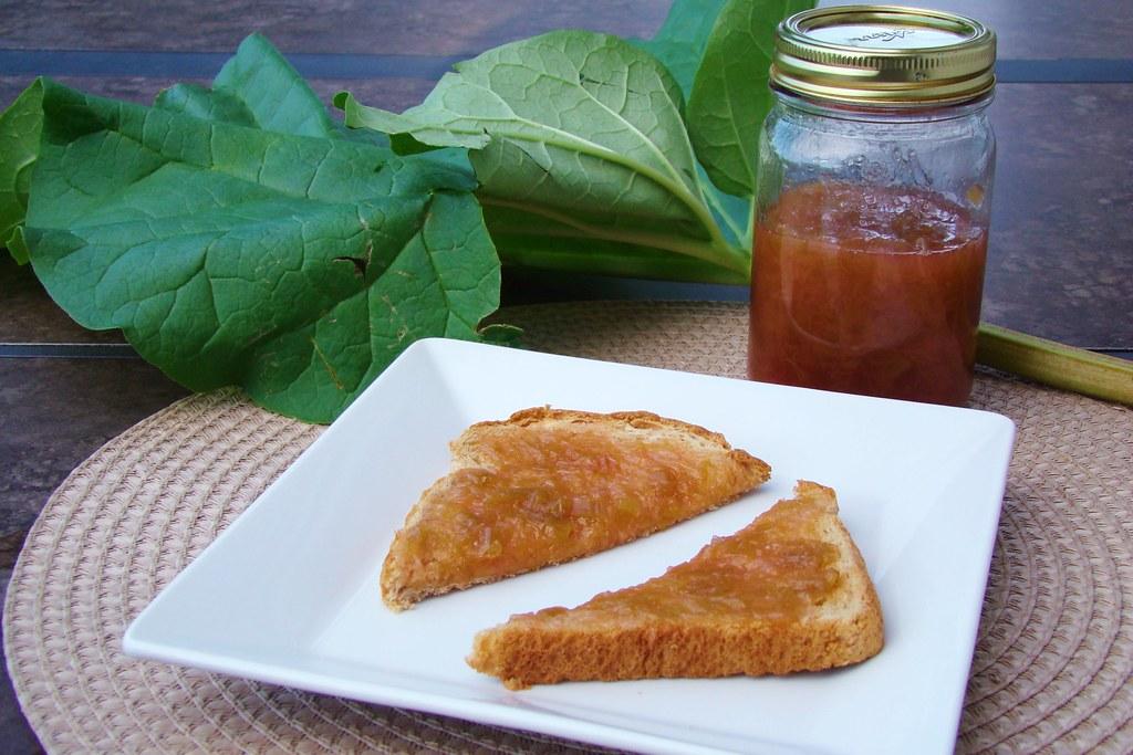 Pastry Affair | Simple Rhubarb Jam