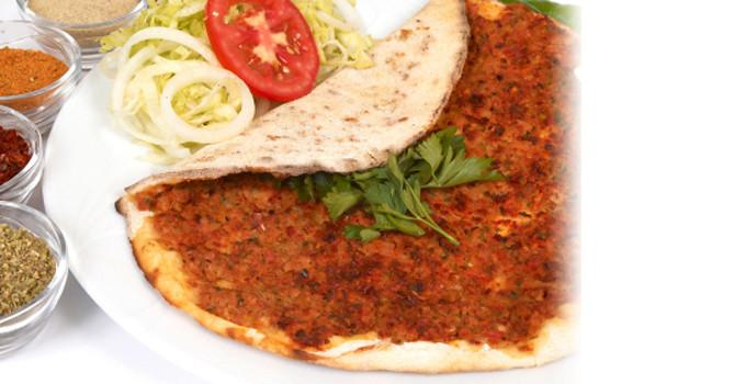 Lahmacun - Turkisk pizza