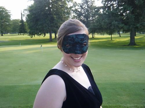 HSBanquet2010 Erin Mask