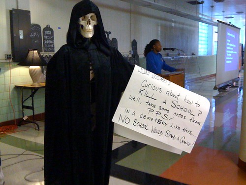 Grim Reaper at Jefferson