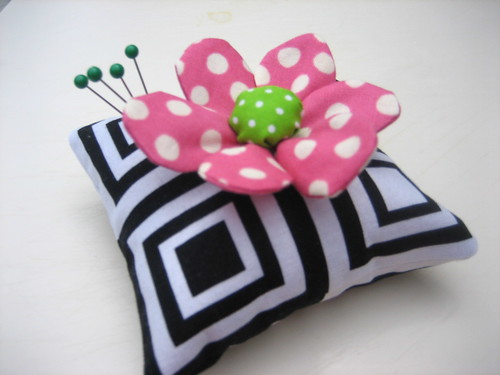 Graphic Pincushion