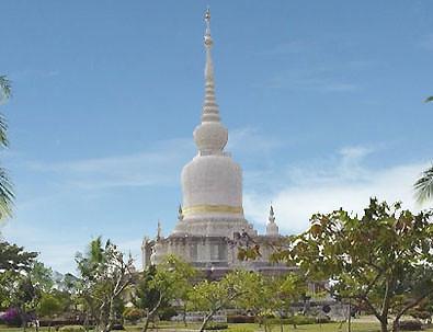 タイ王国-観光マップ/マハーサー...