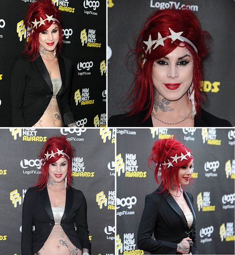 Giant Dwarf Starlette Crown // Worn By Kat Von D