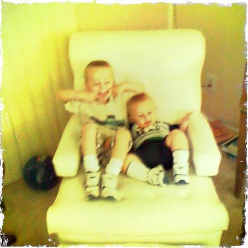 Cute boys.