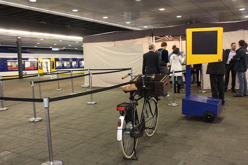Seção Eleitoral na Holanda