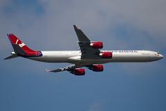 G-VNAP - 622 - Virgin Atlantic Airways - Airbus A340-642 - 100617 - Heathrow - Steven Gray - IMG_4784