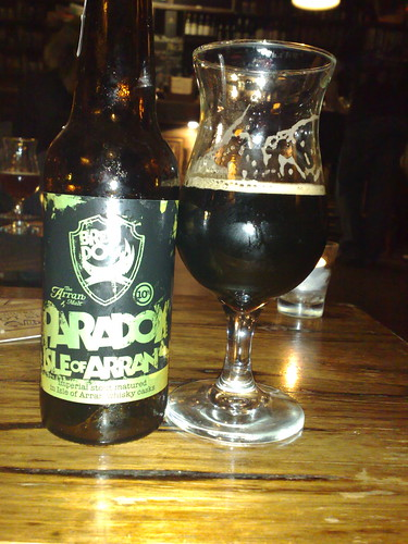 Brew Dog Paradox Isle of Arran