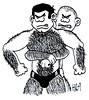 catcheurs gays poilus (hugo rozenberg) Tags: gay hairy comics wrestling lutte humour dessin catch homo wrestler bd wrestlers homos gays poilu velu homosexuel poilus catcheur hairiest velus homosexuels catcheurs
