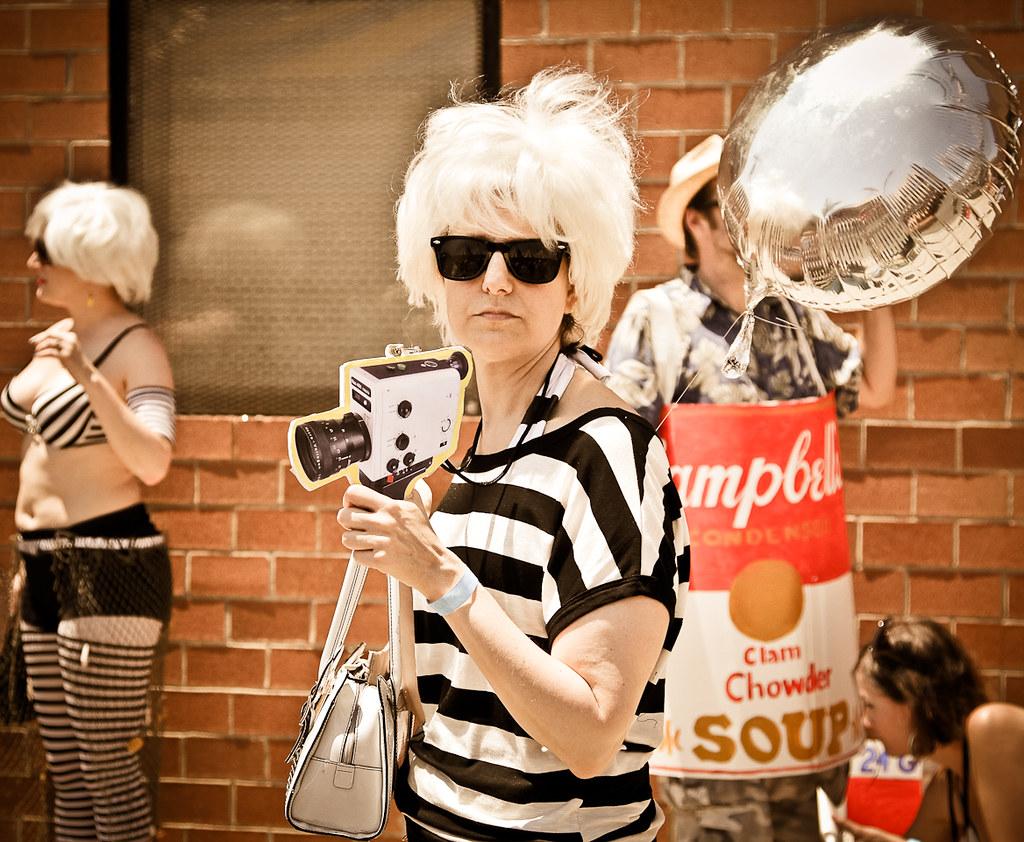 Sandy Warhols