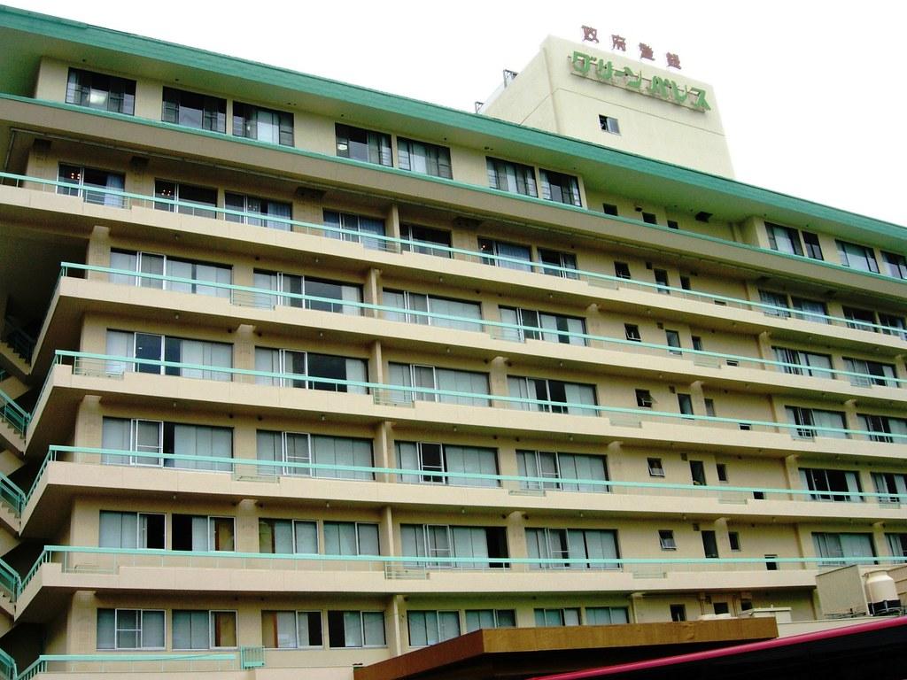 Kinugawa Green Palace Hotel