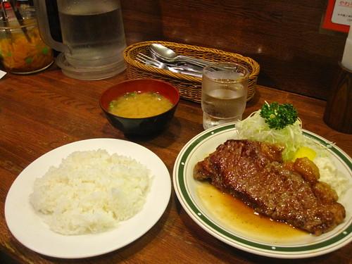 dan's steak