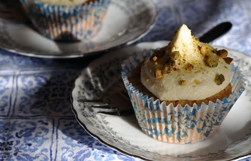 persimmon cupcake 2