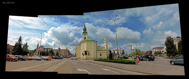 Szent László tér és templom