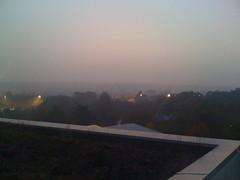 Foggy Stuttgart