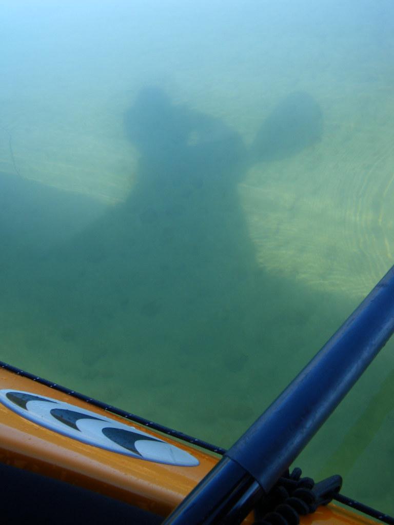 Pantano de Yesa en kayak 011