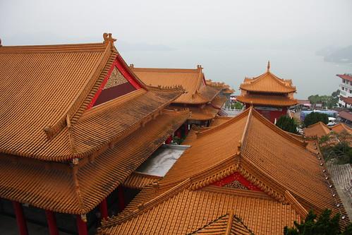 文武廟と日月潭,Taiwan