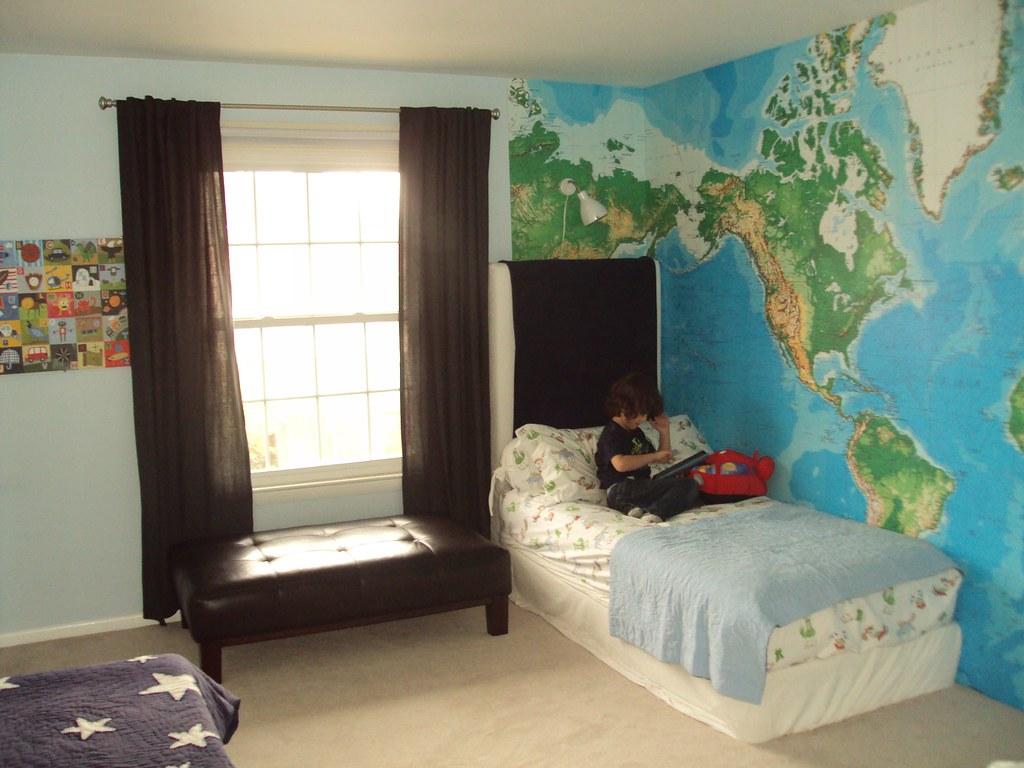 big boy's room
