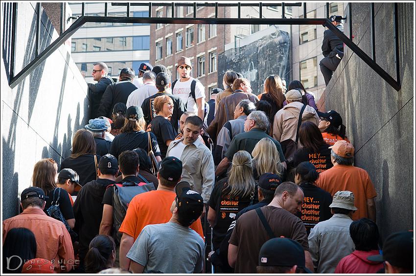San Francisco Giants Parade 11.03.10