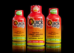 Quick Energy Liquid Supplement (Gareth Rowson  Graphic Designer) Tags: review energydrink supplement nutrition sugarfree sportsdrink aminoacids productphotography antioxidants productreview bvitamins foodsupplement geartest quickenergy productphotographywideworldmagazinegarethrowsonoutdoorgearreviewtest
