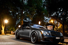 Fab Design Maybach (Murphy Photography) Tags: uk light fab london grey design gb rims tuning supercar arabs maybach fabdesign