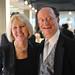 President Rush and Ms. Gardiner at the 2008 President's Dinner.