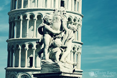 Pise (Olivier Rapin) Tags: italy sculpture landscape tour sony sigma alpha dslr 700 paysage toscane italie 70200mm pise a700