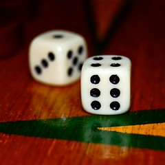 (figaE phoTography) Tags: dice game macro board backgammon figae