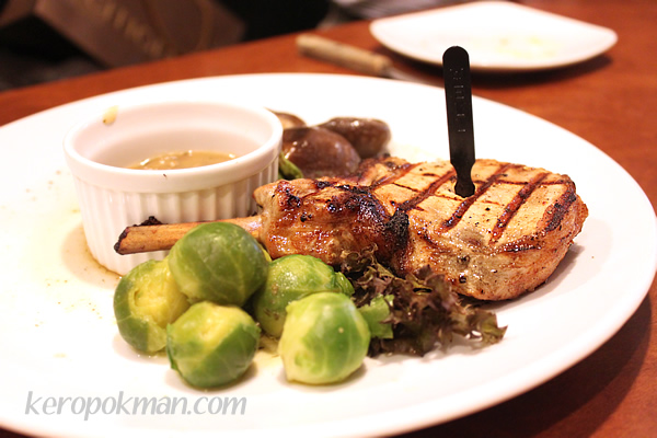 US Kurobuta Pork Chop