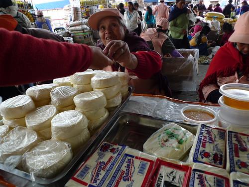 Mercado - Riobamba, Ecuador