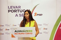 Autárquicas2017: Pedro Passos Coelho na Apresentação da candidata Célia Marques à Câmara Municipal de Alvaiázere