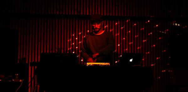 Background Techno Experience Episode 45 : Mikkel Metal (Image hosted at FlickR)