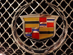 Cadillac at New England Auto Show