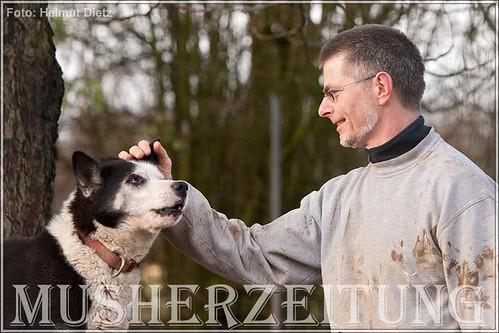 Manfred Witschel, Siberian Husky Züchter