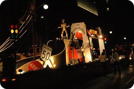 Ottawa Help Santa Toy Parade 2009