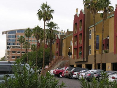 Housing in downtown Tempe