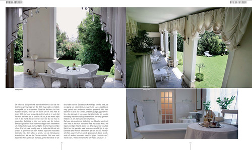 Illyria House for Tulp Magazine, pages 3&4