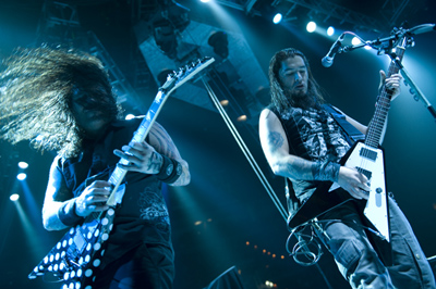 Machinehead at the Mandalay Bay Events Center